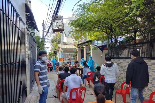 Tìm người từng tới quán xôi và tiệm bánh mì Lâm Phát ở quận 5 TP.HCM