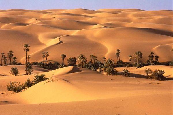 10 nơi nắng nóng nhất thế giới