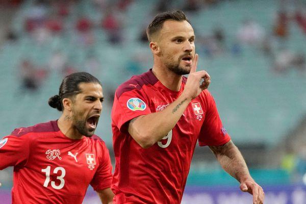Thụy Sĩ 1-0 Thổ Nhĩ Kỳ: Seferovic mở tỷ số