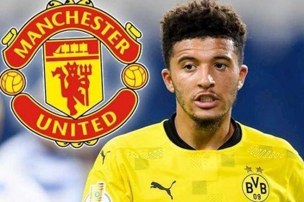 Man Utd 'duyệt' mức giá của Sancho