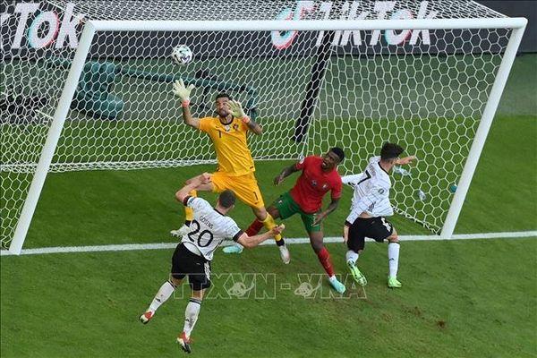 EURO 2020: Tinh thần không bỏ cuộc giúp Đức đánh bại Bồ Đào Nha