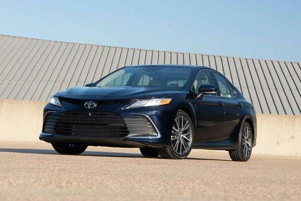 Top 10 xe hơi tốt nhất trong tầm giá dưới 30.000 USD: Vinh danh Toyota Camry