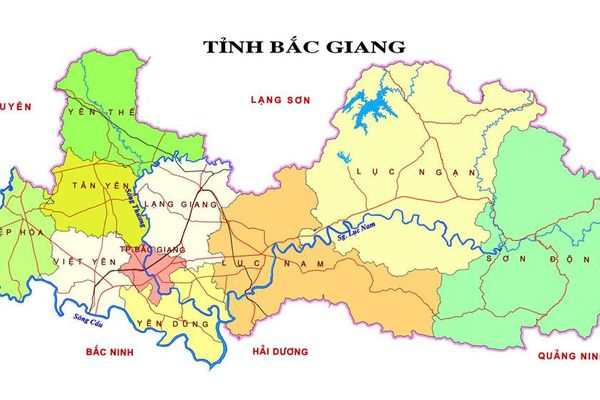 Thời tiết Bắc Giang ngày 21/6: Nắng nóng gay gắt tiếp tục bao phủ diện rộng