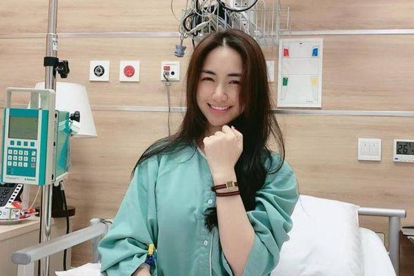Hòa Minzy phải mổ ngực sau sinh con: Nguyên nhân thực sự nhiều người rất hay gặp phải