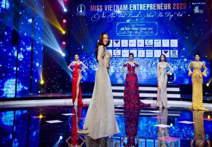 Hoa hậu Doanh nhân Sắc đẹp Việt 2020 gọi tên Quách Hiền Lương