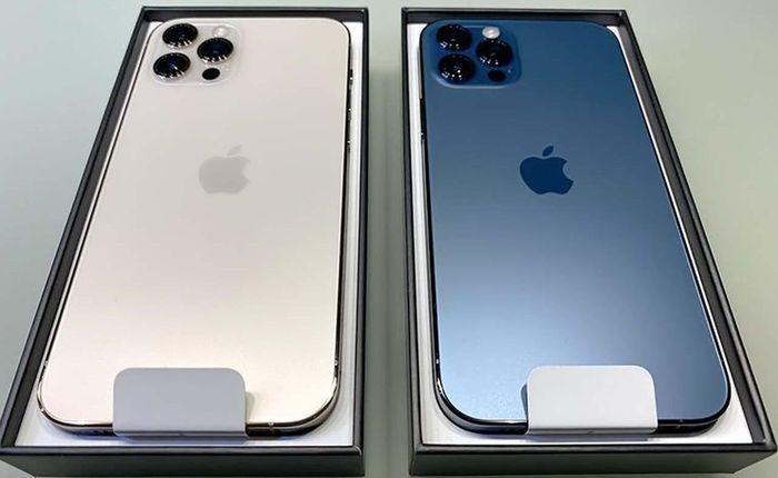 Giải mã màu iPhone 12 Series đang được săn đón
