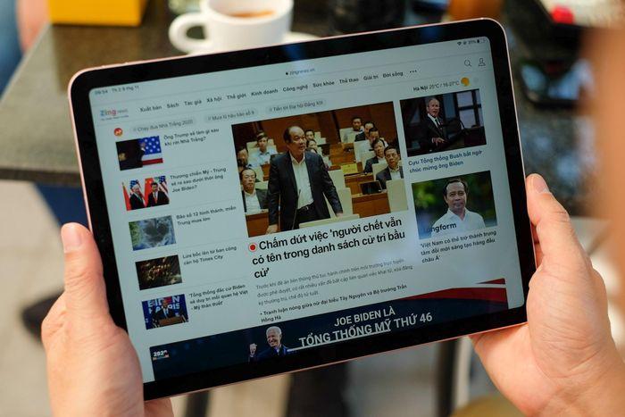 IPad, MacBook sắp được sản xuất tại Việt Nam