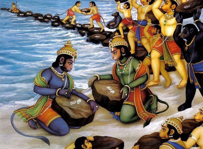 Truyền thuyết đội quân khỉ xây cây cầu nổi tiếng thế giới