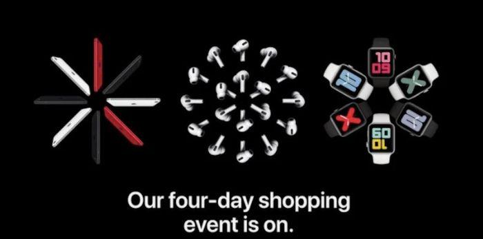Apple để lộ bộ mặt keo kiệt và tham lam vào dịp Black Friday