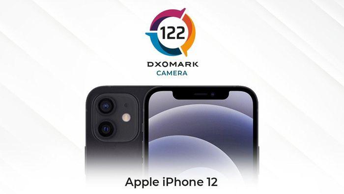 DxOMark: iPhone 12 thua hầu hết flagship Android về ảnh nhưng vượt trội về video
