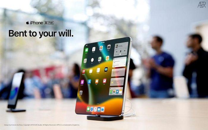 Apple đẩy nhanh tiến độ thử nghiệm iPhone màn hình gập, giá dự kiến rẻ bất ngờ
