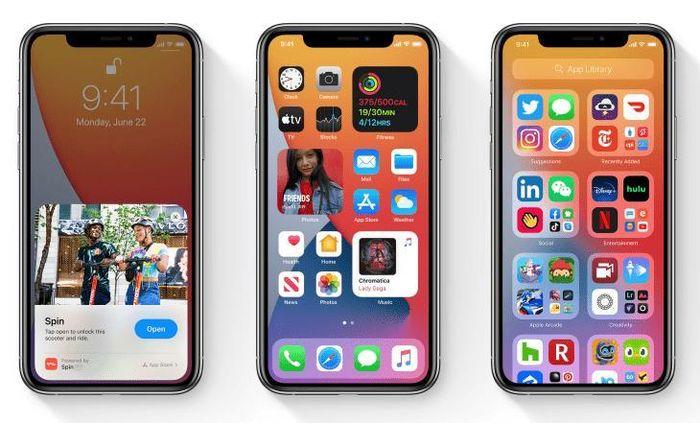 IPhone sụt 50% pin chỉ sau 30 phút sử dụng