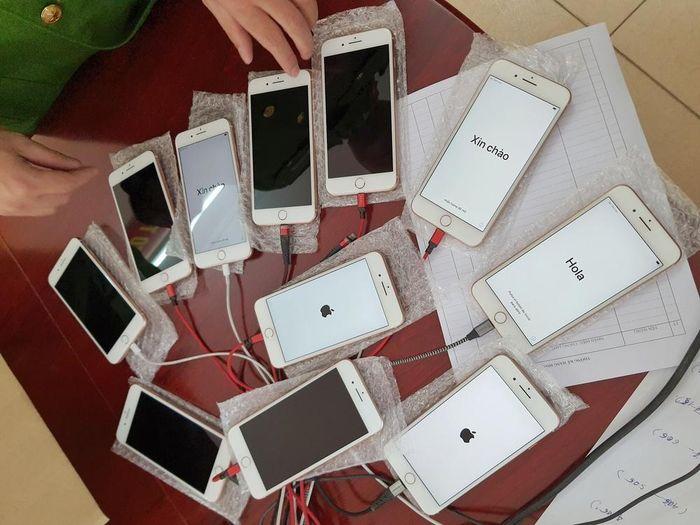 Gần 1.000 chiếc iPhone nhập lậu qua đường hàng không bị thu giữ