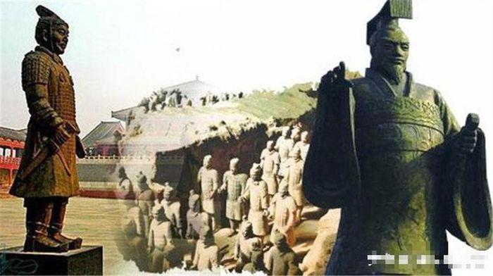 Vì sao Tần Thủy Hoàng đúc 12 bức tượng người bằng đồng? - 2