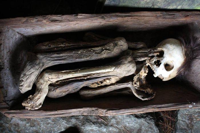 Kỳ bí xác ướp lửa ở Philippines - 2