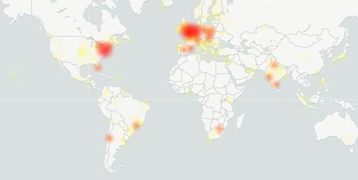 Ứng dụng Gmail gặp sự cố trên toàn cầu