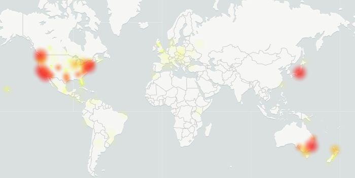 Gmail lại gặp lỗi tại nhiều quốc gia