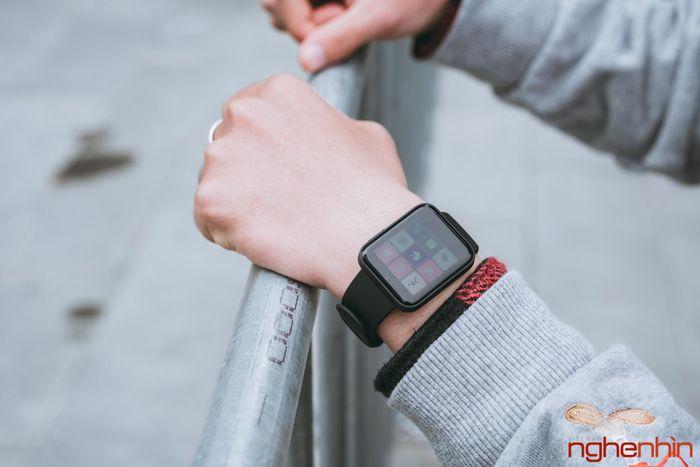 Trên tay Redmi Watch, chiếc smartwatch giá rẻ mà các bạn mong đợi đã về Việt Nam