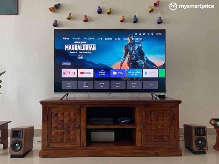 Mi TV Q1 4K QLED ra mắt: 55 inch, hỗ trợ HDR, Dolby Vision, giá 748 USD