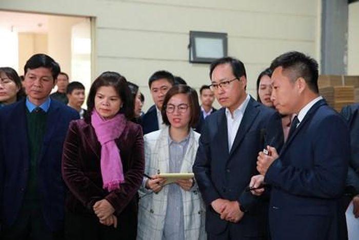 Samsung tư vấn cải tiến cho 260 doanh nghiệp Việt Nam