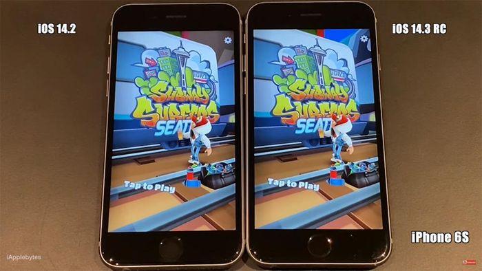So sánh hiệu năng giữa iOS 14.3 và iOS 14.2: Người dùng iPhone có nên nâng cấp?