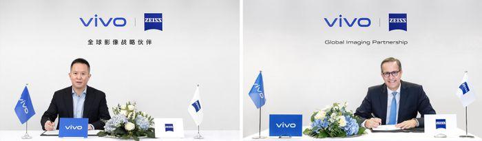 Vivo và ZEISS chính thức trở thành đối tác toàn cầu trong lĩnh vực nhiếp ảnh di động