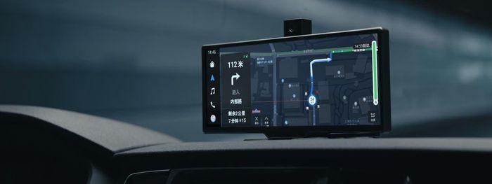 Huawei ra mắt màn hình thông minh trong ô tô