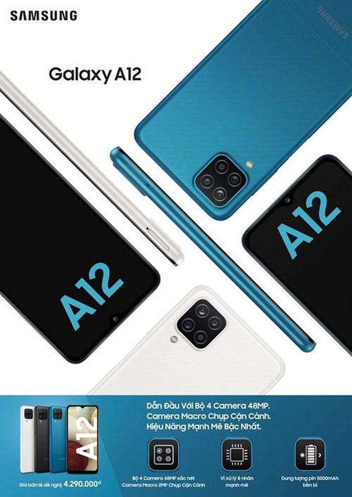 Samsung ra mắt bộ đôi smartphone tiên phong công nghệ với 4 camera
