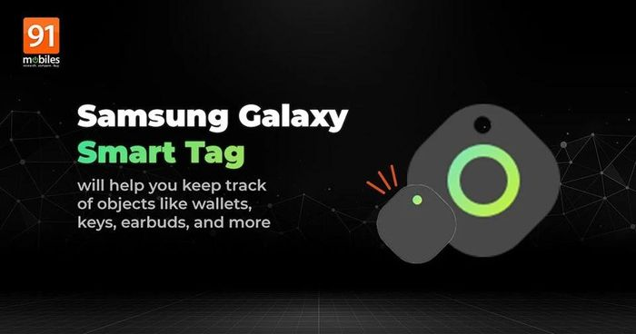 Thẻ định vị Galaxy Smart Tag vừa được tiết lộ trong ứng dụng SmartThings