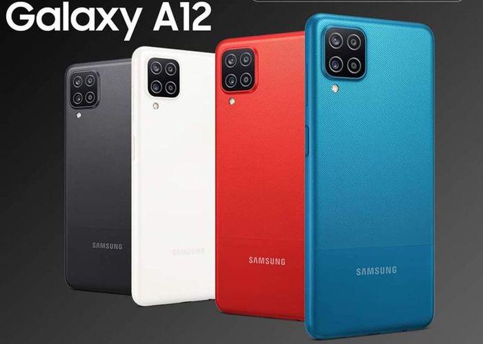 Galaxy A12 và A02s chính thức trình làng