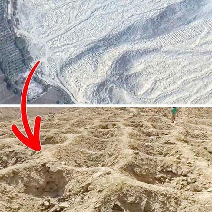 Google Maps phát hiện ra nhiều bí ẩn không lời giải trên Trái đất