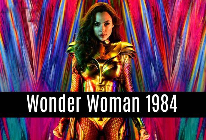 Wonder Woman 1984 'hút khách' tại Bắc Mỹ