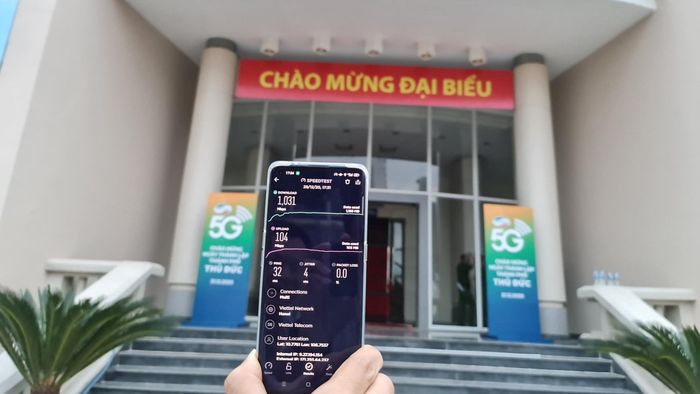 Những dòng máy điện thoại nào có thể trải nghiệm 5G tại Việt Nam?