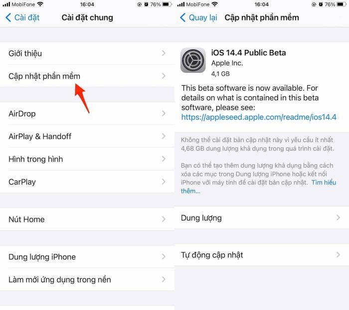 4 cách sửa lỗi iPhone không hiển thị bàn phím ảo