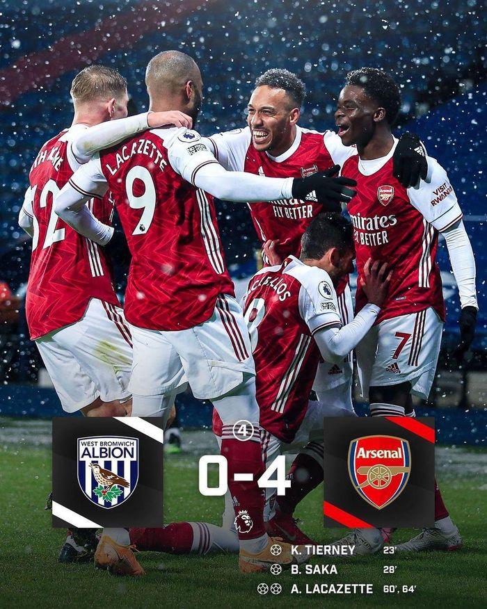 Ảnh Chế: Pháo nổ vang trời đón năm mới, Arsenal từ vực thẳm mơ vào top 4
