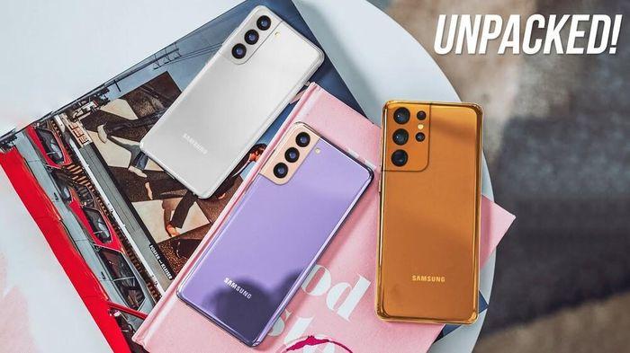 Samsung tung teaser hé lộ khả năng chụp ảnh của Galaxy S21