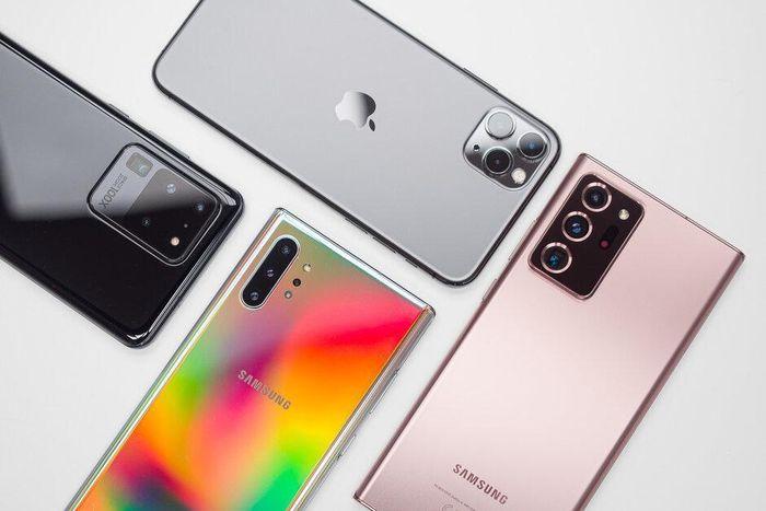 Doanh số smartphone toàn cầu giảm mạnh trong năm 2020