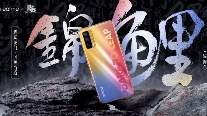 Realme V15 sẽ ra mắt với sạc nhanh tới 65W
