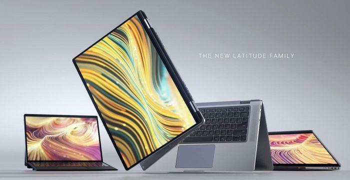 Dell công bố máy tính xách tay Latitude 9000, 7000 và 5000 mới