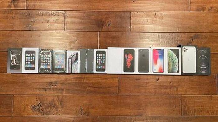 Vì sao người dùng thích giữ những chiếc hộp iPhone cũ?