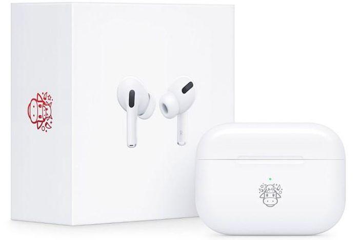 Mừng năm Tân Sửu, Apple ra mắt Airpods Pro phiên bản giới hạn
