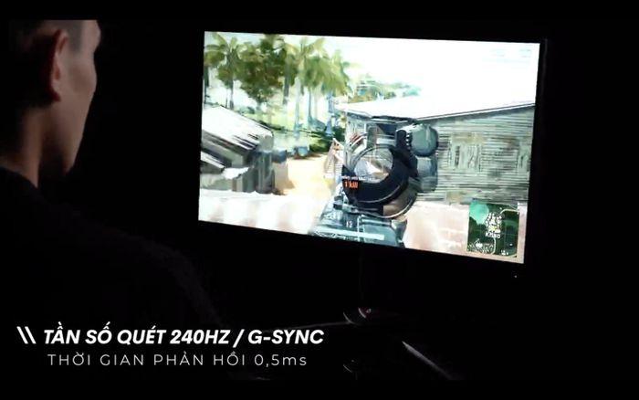 Editors' Choice Awards 2020: Màn hình gaming nổi bật của năm - Acer Predator XB253QGX