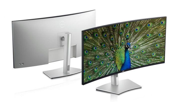 Dell trình làng màn hình 5K cong 40 inch đầu tiên trên thế giới