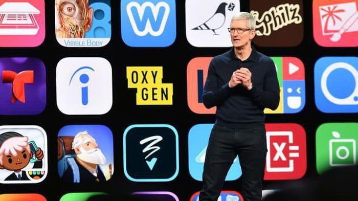 Nhờ Covid-19, doanh thu App Store của Apple tăng khủng
