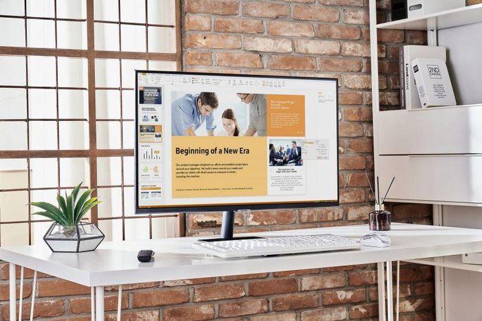 Samsung ra mắt màn hình máy tính thông minh đầu tiên tại Việt Nam