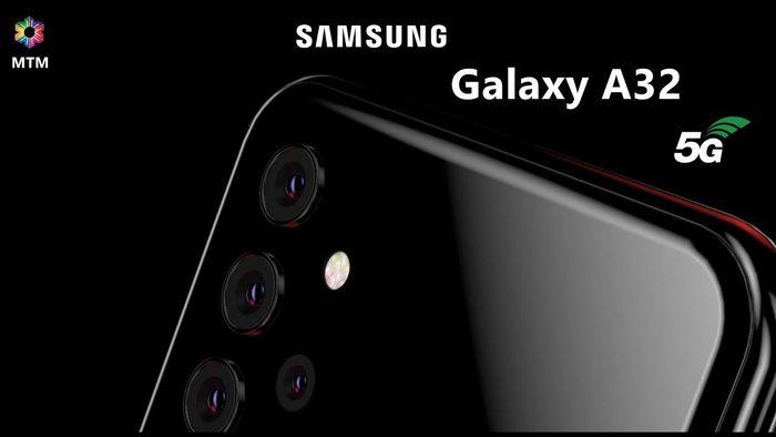 Galaxy A32 5G - Mẫu smartphone tầm trung đẹp nhất của Samsung lộ diện