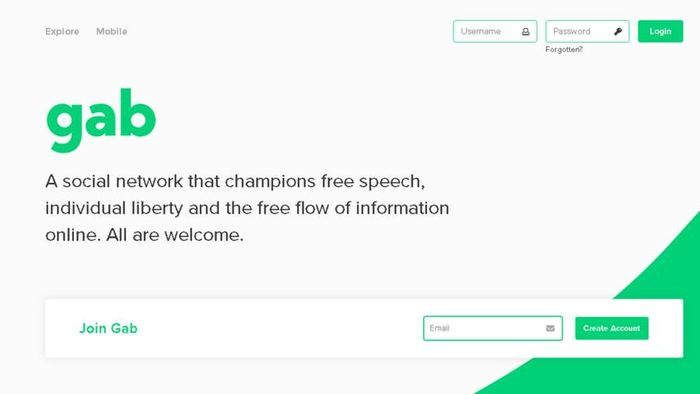 Website hưởng lợi sau khi ông Trump bị khóa Twitter