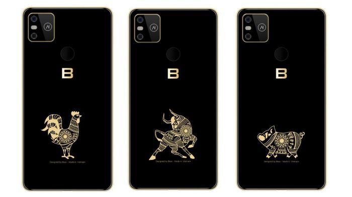 Bphone B86 12 con Giáp Tết Tân Sửu giới hạn chỉ 100 chiếc