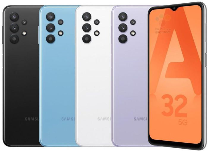 Smartphone 5G rẻ nhất của Samsung lộ thiết kế sắc nét