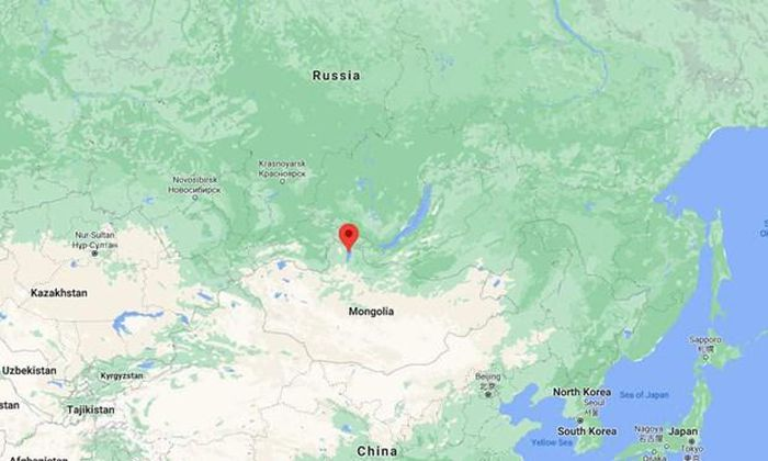 Động đất mạnh làm rung chuyển khu vực biên giới Mông Cổ và Nga